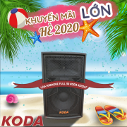 Loa karaoke Full 30 KODA KD12AT