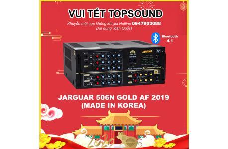 Jarguar 506N Gold AF 2019 (Made in Korea)