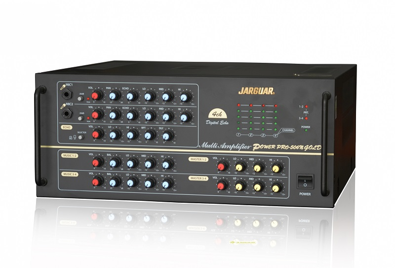 Amply jarguar pro 506N gold