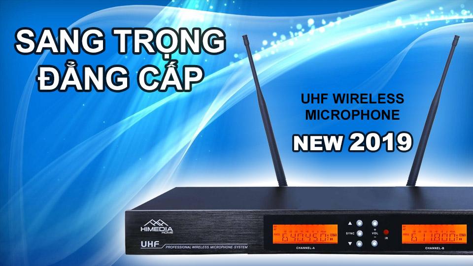 Micro không dây karaoke Himedia UHX5 - HayAudio