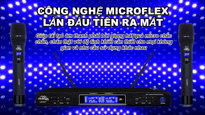 Micro không dây Himedia UHX7 - HayAudio.com